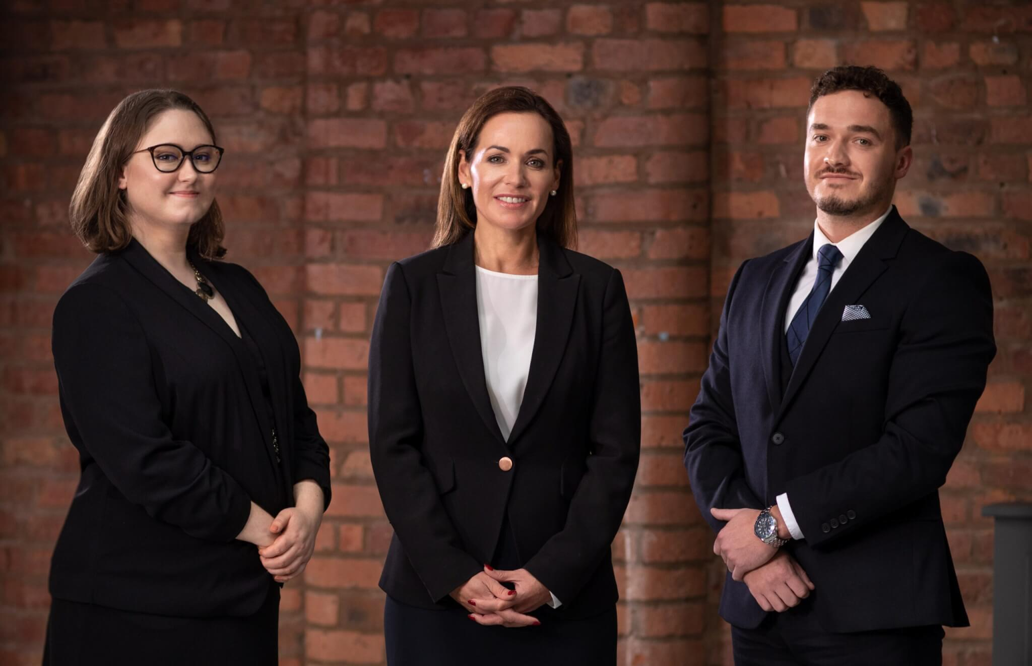 We welcome two new recruits to the McAlister Family Law team