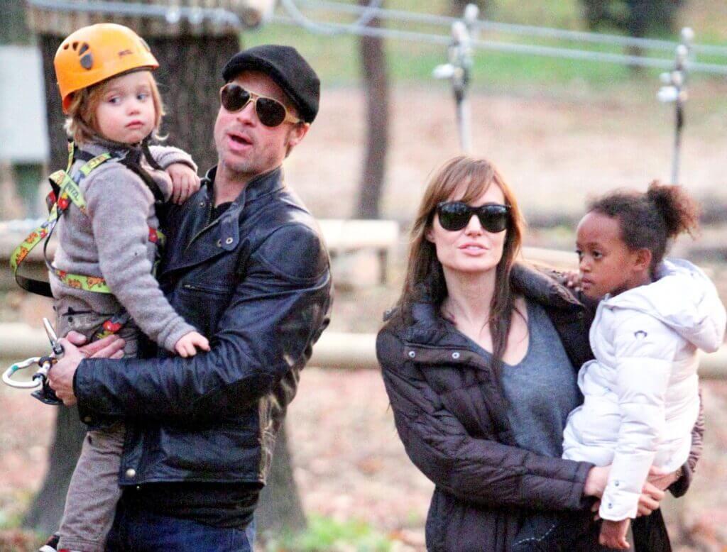 Jolie Pitt divorce