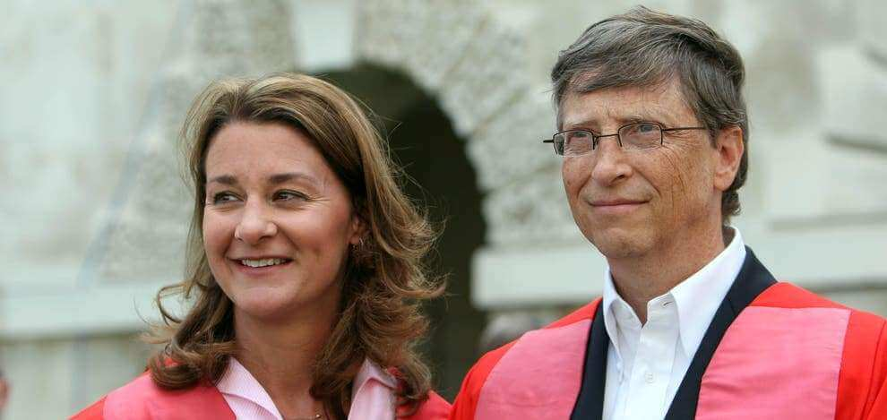 The Bill and Melinda Gates' divorce