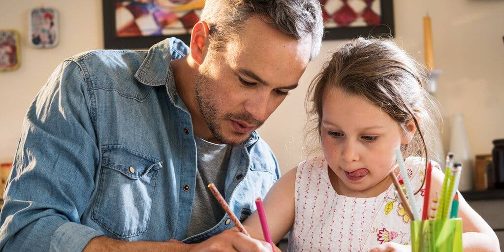 Home schooling and shared care: how to manage this successfully