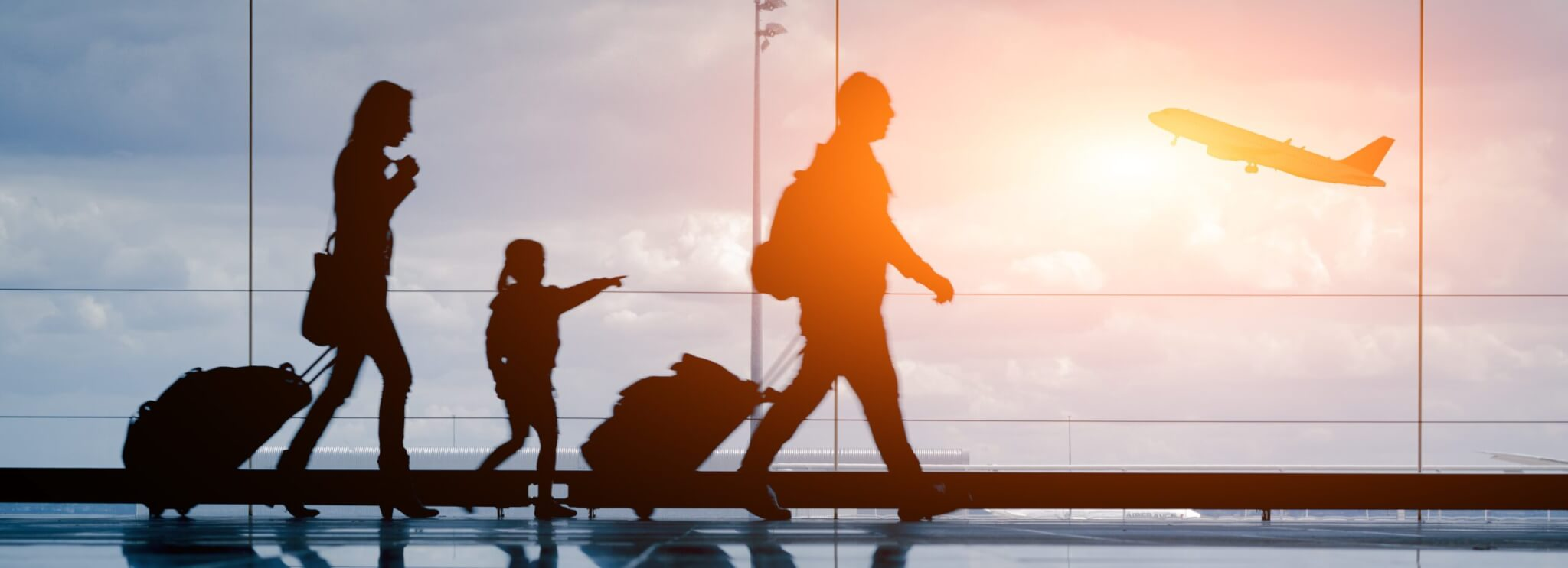 Separated parents and international travel during Covid restrictions