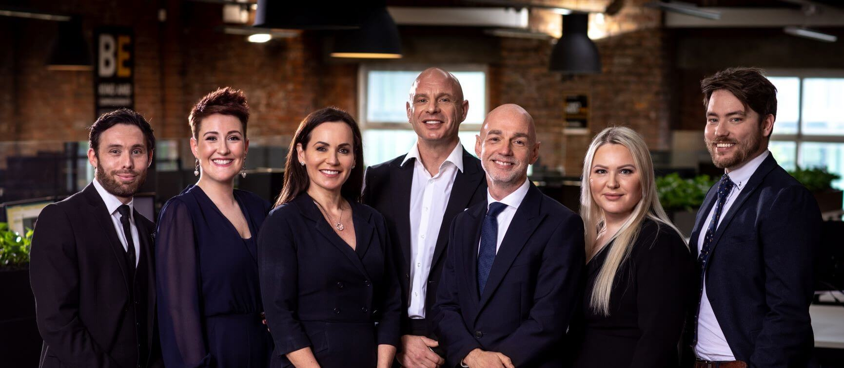 Beyond Group's specialist Family and Corporate practices promote four key individuals