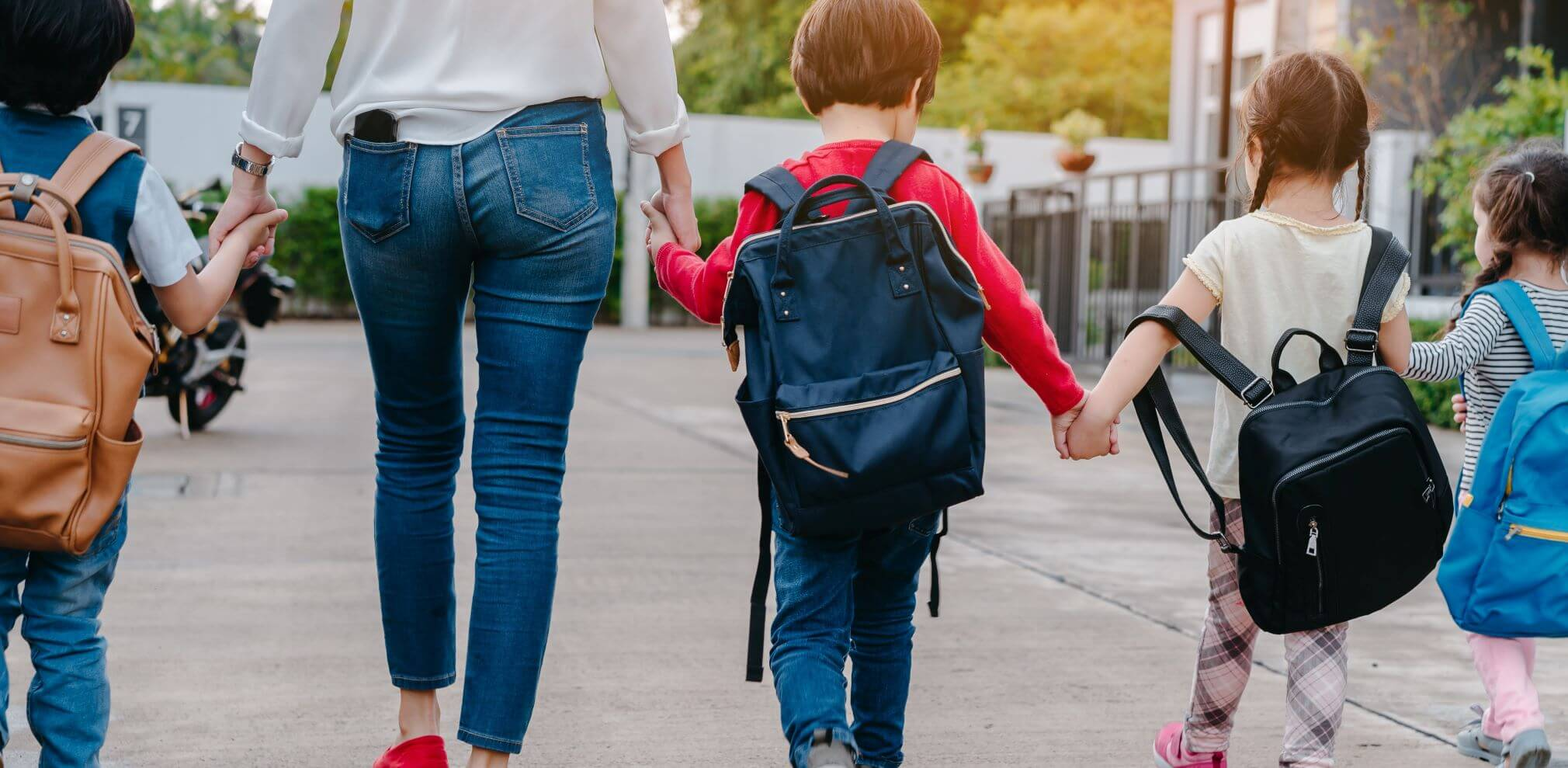 What to do if you can't agree about your children going back to school